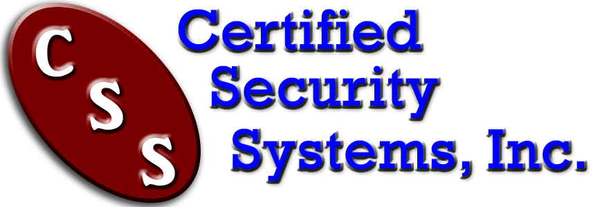 Certified Security Systems